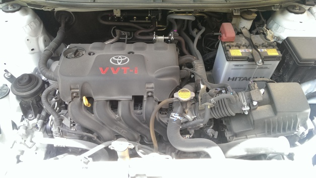 Yaris Engine